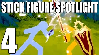Stick Figure Spotlight 4   Final Eclipse