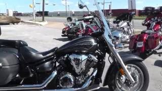 9. 001484 - 2012 Yamaha V Star 1300 Tourer XVS13CTBGC - Used motorcycles for sale