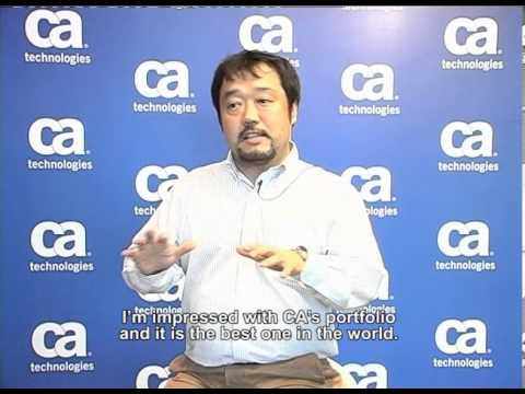 eNsecure Inc on Partnering with CA Technologies