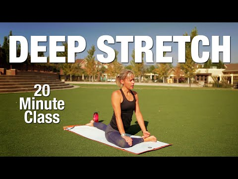 20 Minute Deep Stretch Yoga Class – Five Parks Yoga