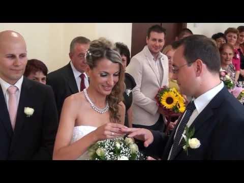 Сватбата на Светлана и Атанас