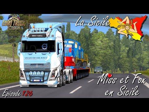 vidéo euro truck simulator 2