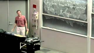 Organic Chemistry 51A. Lecture 06. Acid Strength And Equilibria.