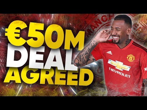 Have Manchester United Beaten Psg To €50m Jerome Boateng Transfer?! | Transfer Review