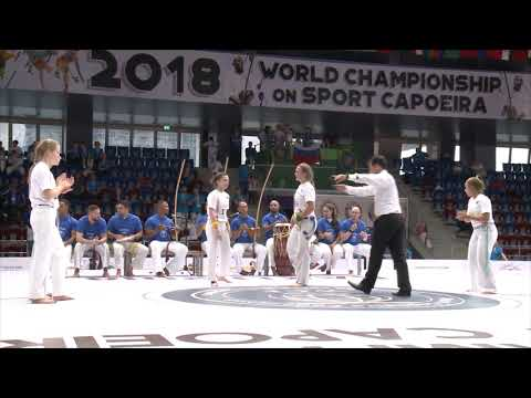 Femea Cadetes 2018 Campeonato Mundial