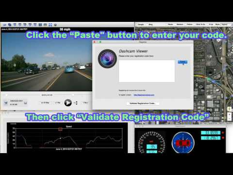 How To Register Dashcam Viewer
