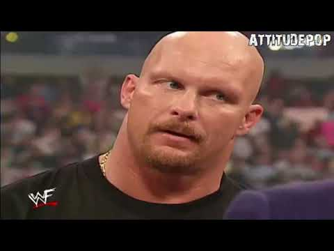 Mr McMahon Calls Out Stone Cold What