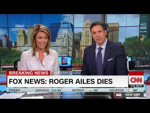 Roger Ailes, who built Fox News:died at 77