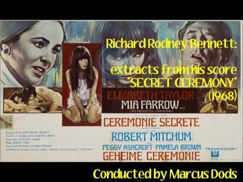Richard Rodney Bennett: music from Secret Ceremony (1968)
