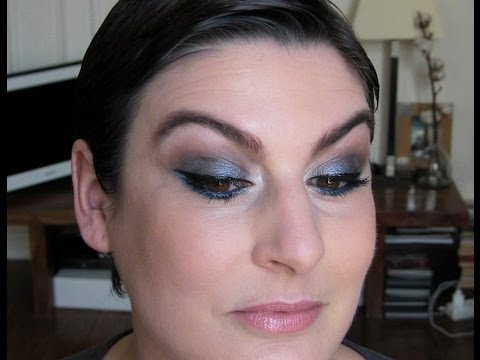 beaute Le Gunmetal dEmma maquillage