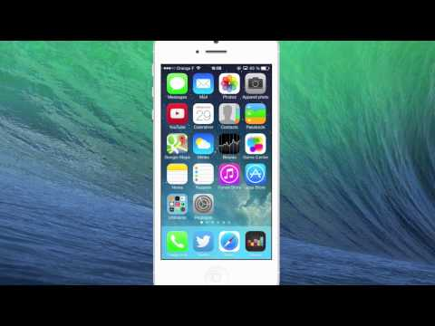 comment economiser batterie iphone 4s ios 7