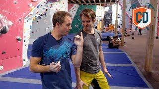 Eric Karlsson Vs Matt: The Bouldering Battle | Climbing Daily Ep.1163 by EpicTV Climbing Daily