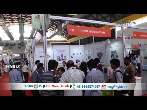 , Future Hi-Tech Batteries from Punjab - RenewX 2018