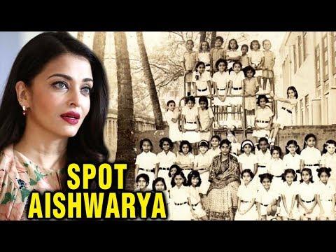 Aishwarya Rai Bachchan Posts School Pics On Instag