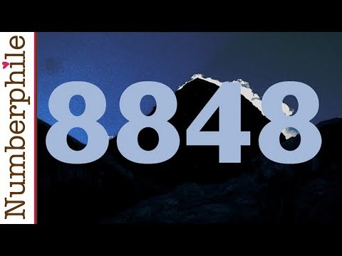 8848 - Numberphile