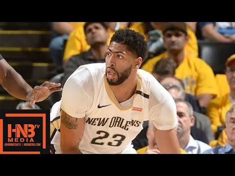 Golden State Warriors vs New Orleans Pelicans 1st Half Highlights / Game 2 / 2018 NBA Playoffs - Thời lượng: 6:28.