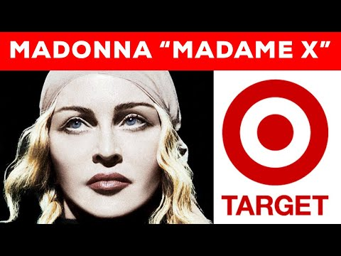 """Madonna's New """"Madame X"""" Album Goes Exclusive To Target Stores!"""