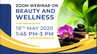 NERES Webinar on Roadmap to resurgence in beauty and wellness
