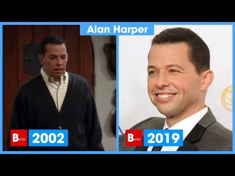 Two and A Half Men (TV Series) - Before and After 2019