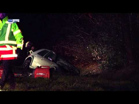 Overleden man ongeluk N36 Vriezenveen zat in een rolstoel achterin de auto