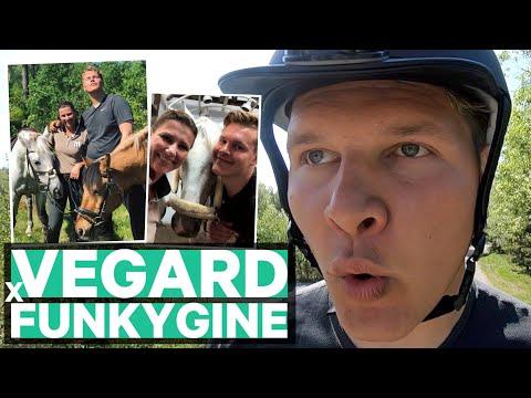 Vegard X Funkygine #19: Ridetur med prinsesse Märtha Louise