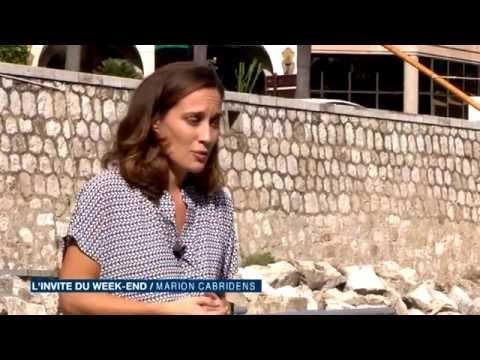 Marion Cabridens présente l'association AMREF Monaco