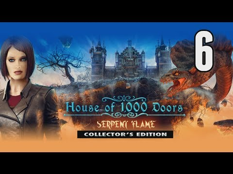 House of 1000 Doors 3: Serpent Flame CE [06] w/YourGibs - REPAIR ANCIENT PROTECTIVE LOCKET