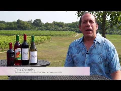 At The Vineyard Show Sharrott Winery Episode 5 Tutorial nj taste