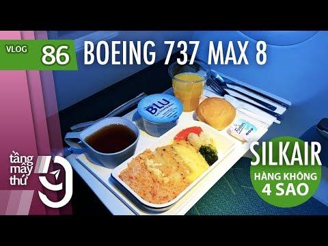 [M9] #86: Quá cảnh Singapore, đi Nepal với Boeing 737 MAX 8 của Silk Air | Yêu Máy Bay - Thời lượng: 14 phút.