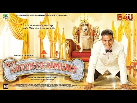Entertainment - Akshay Kumar, Tamannaah Bhatia I Official Hindi Movie Trailer 2014