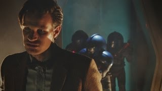 http://www.bbc.co.uk/doctorwho Pond Life is the new 5 part mini-adventure, with a new part every day, featuring the Doctor, Amy, ...