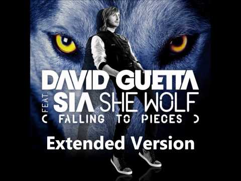 David Guetta feat. Sia - She Wolf (Falling To Pieces) (Extended Version) | HD