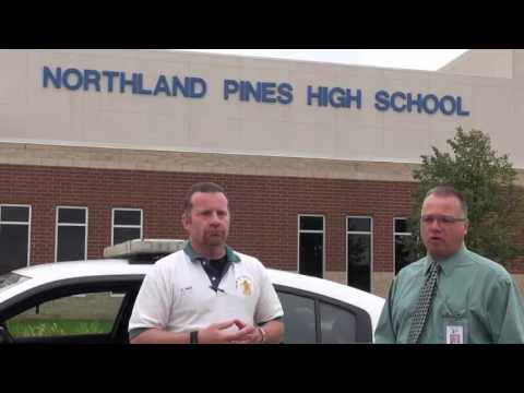 Back In Action; School Resource Officer Position is Reinstated at Northland Pines
