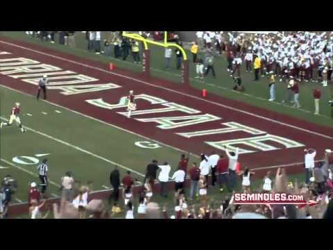 2012 Garnet & Gold Spring Football Game Announcement