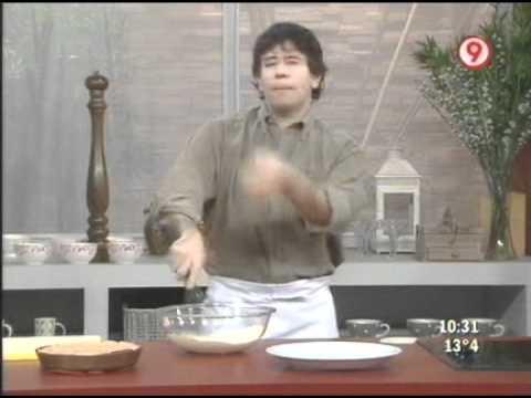 Tarta Invertida de Manzana con Crema - 3 de 3 - Ariel Rodriguez Palacios