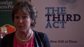 Anne Connolly talks about The Third Act