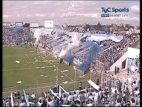 ATLETICO TUCUMAN 1 - San Muertin 0 - 08/05/11 - La Inimitable - Atlético Tucumán