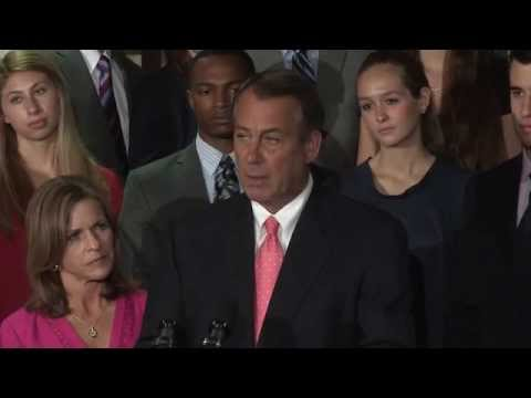 Video: Boehner: Border Security & Majority of GOP Essential to Pass Immigration Reform in the House