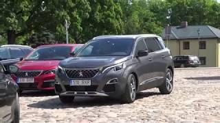 """""""AutoMedia Latvia"""" reportāža: Pa Vidzemes ārēm ar """"Peugeot"""", kas komplektēti ar astoņpakāpju automātu"""