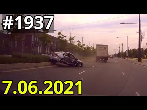 Новая подборка ДТП и аварий от канала Дорожные войны за 7.06.2021