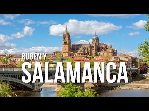 Salamanca City Tour, Spain