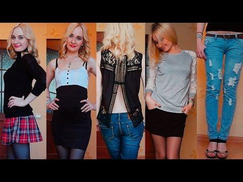 Одежда с Aliexpress видео