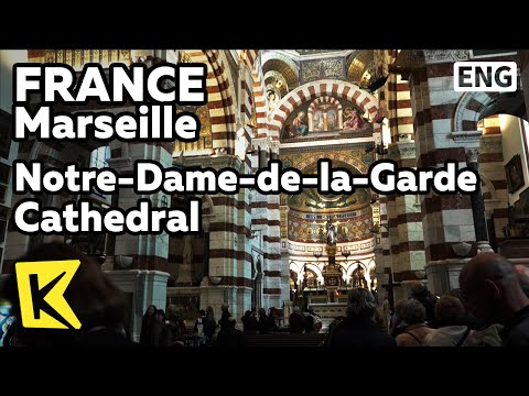 【K】France Travel-Marseille[프랑스 여행-마르세유]노트르담 드 라 가르드 성당/Basilique/Notre-Dame-de-la-Garde/Cathedral