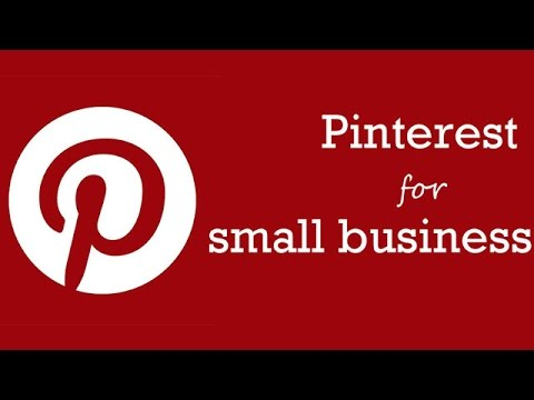 Social Media Marketing For Small Businesses – Pinterest Marketing for Small Business [UK]