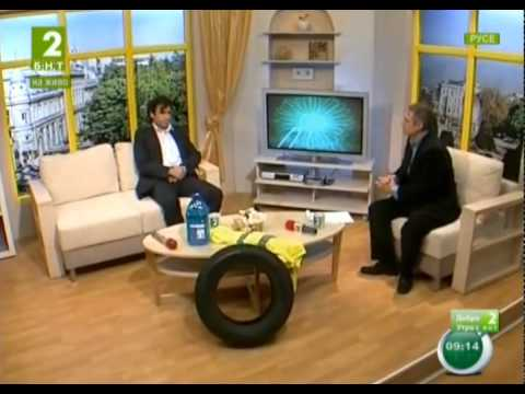 BNT 2 Interview with Rosen Daskalov 23.10.2012
