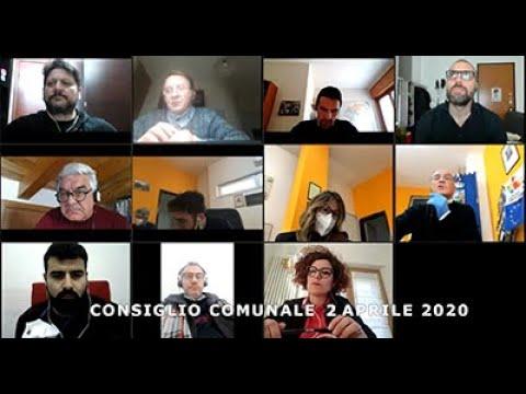Miglionico Consiglio Comunale 2 aprile 2020