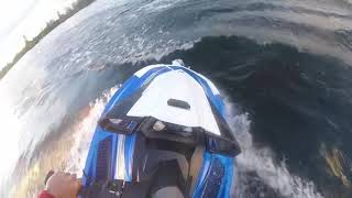 "10. Yamaha VX Cruiser HO 2018 ""Playing Around� (8/15/18)"