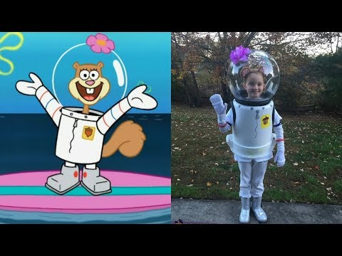 SpongeBob Characters in Real Life 2020