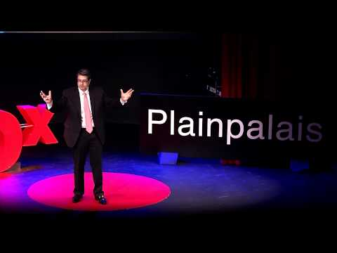Design Over Vision: Jesus Martin-Garcia at TEDxPlainpalais