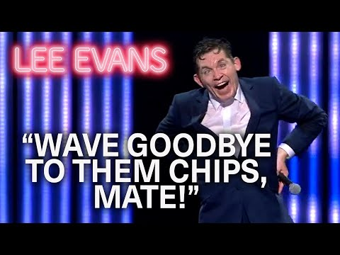 Fine Dining - Lee Evans: Monsters